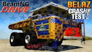 Beamng.drive how strong is the belaz 75710 actually!?