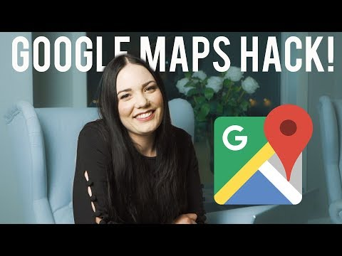 Google Maps Travel Hack!! Plan your trips easily