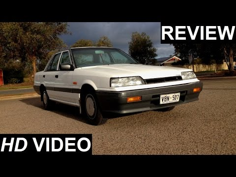 1990 Nissan Skyline Executive Review