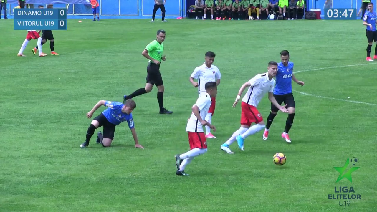 Viitorul U19 vs Dinamo U19 - SAPO Desporto  |Viitorul Dinamo
