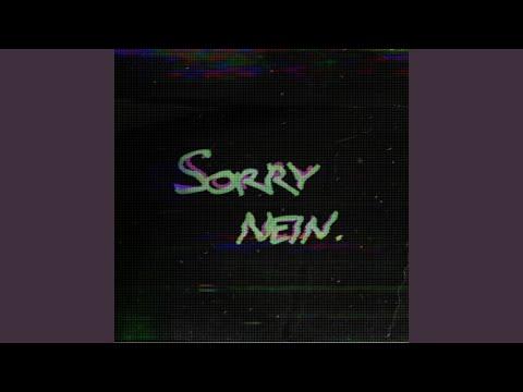 Sorry nein