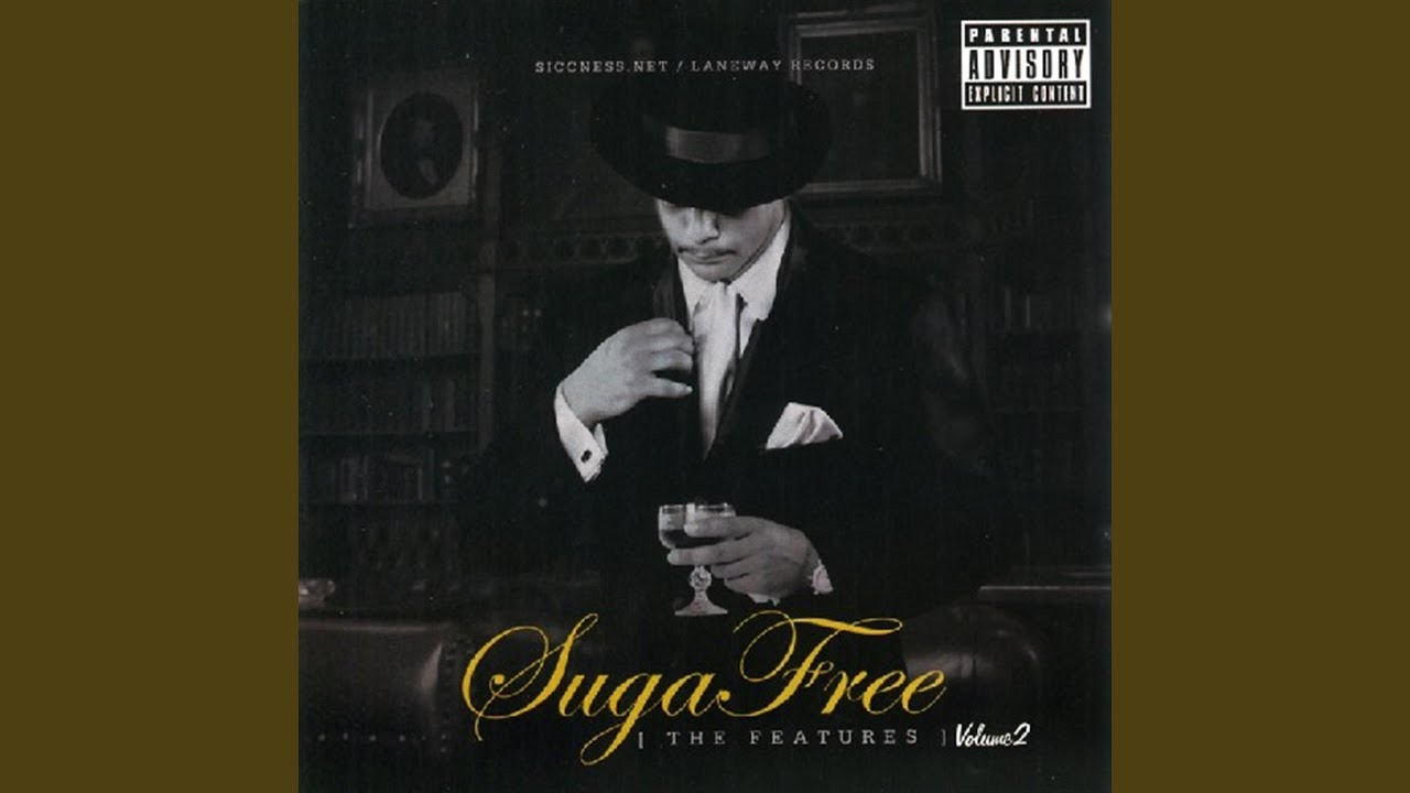 Suga Free - Resurrection Out Now * First lp in a Decade *