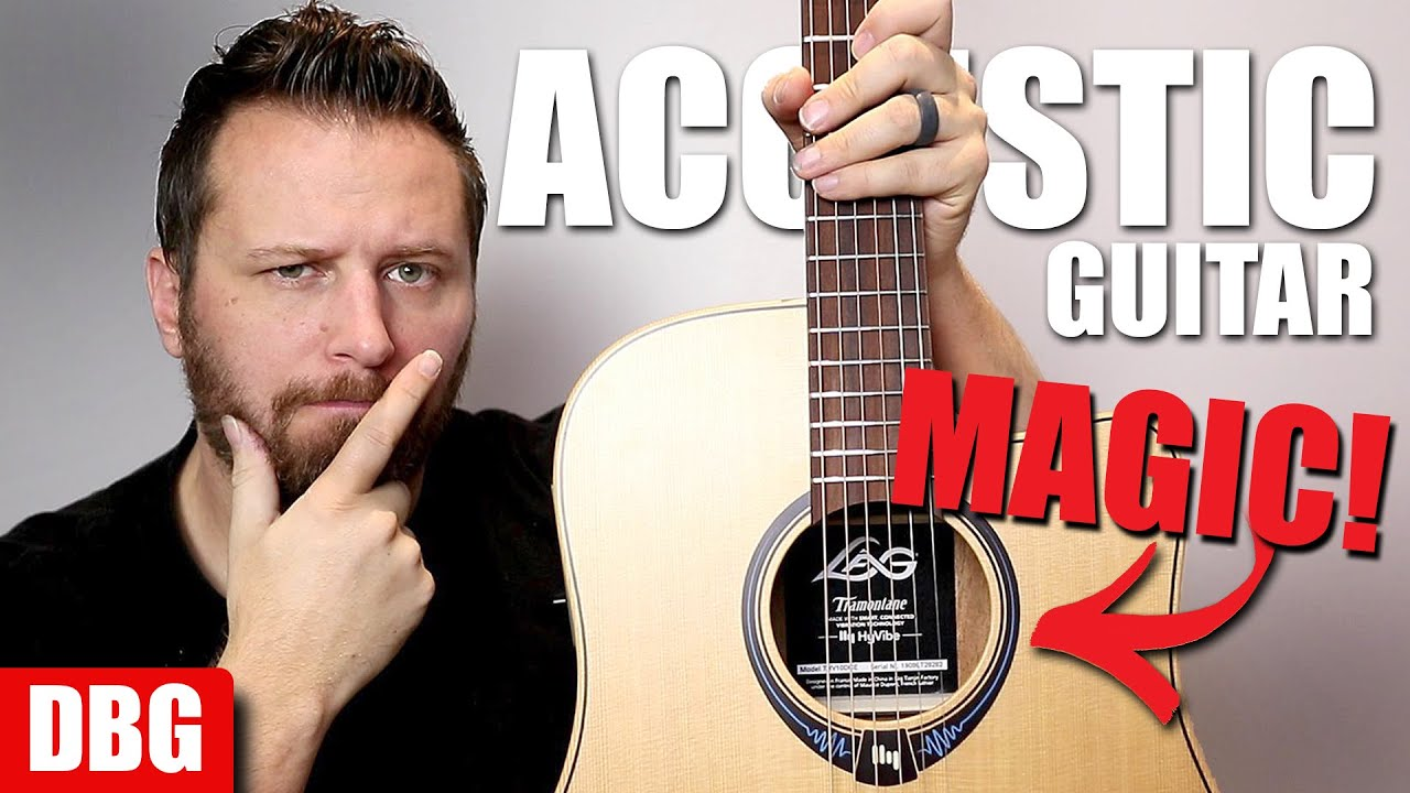 The FUTURE of Guitar is Here! - This Thing is MAGIC!!