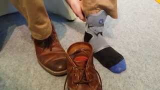 Ankle Foot Orthosis (AFO) for Mild Foot Drop at ISPO 2015, Lyon, France