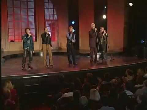 Rockapella  Sixteen tons