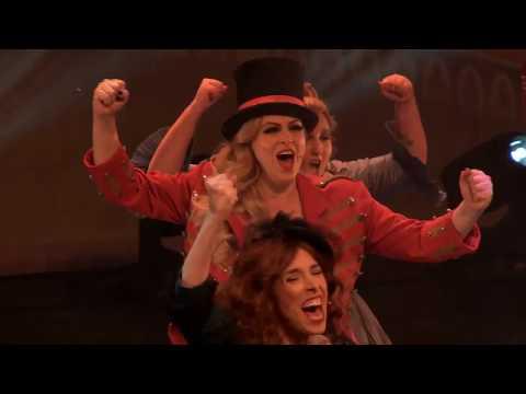 EL GRAN SHOWMAN. Premios Teatro Musical Gala Once.