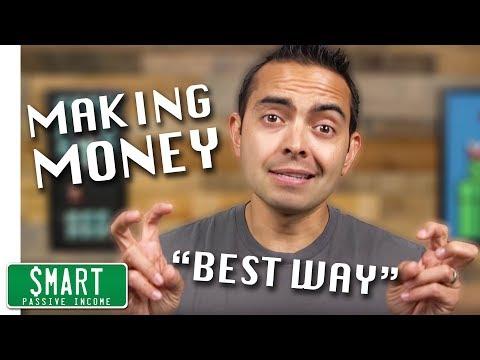 """The 3 """"BEST WAYS"""" to Make Money Online"""