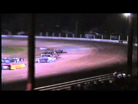 May 6 2006 Late Model Feature Plymouth Dirt Track