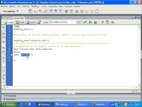 Videotutorial 11 del curso de PHP y MySQL