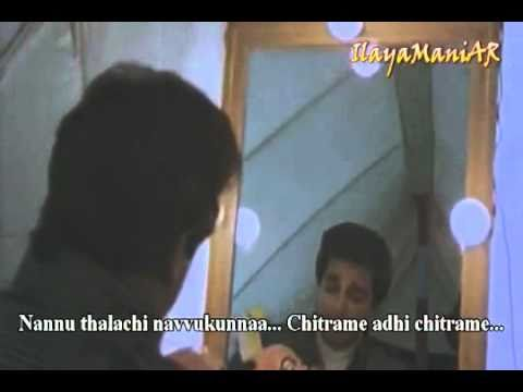 Ninnu Thalachi with lyrics   Vichitra Sodarulu 1989   Ilayaraja