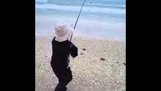 De pesca en ejido La pesca, Soto la marina.