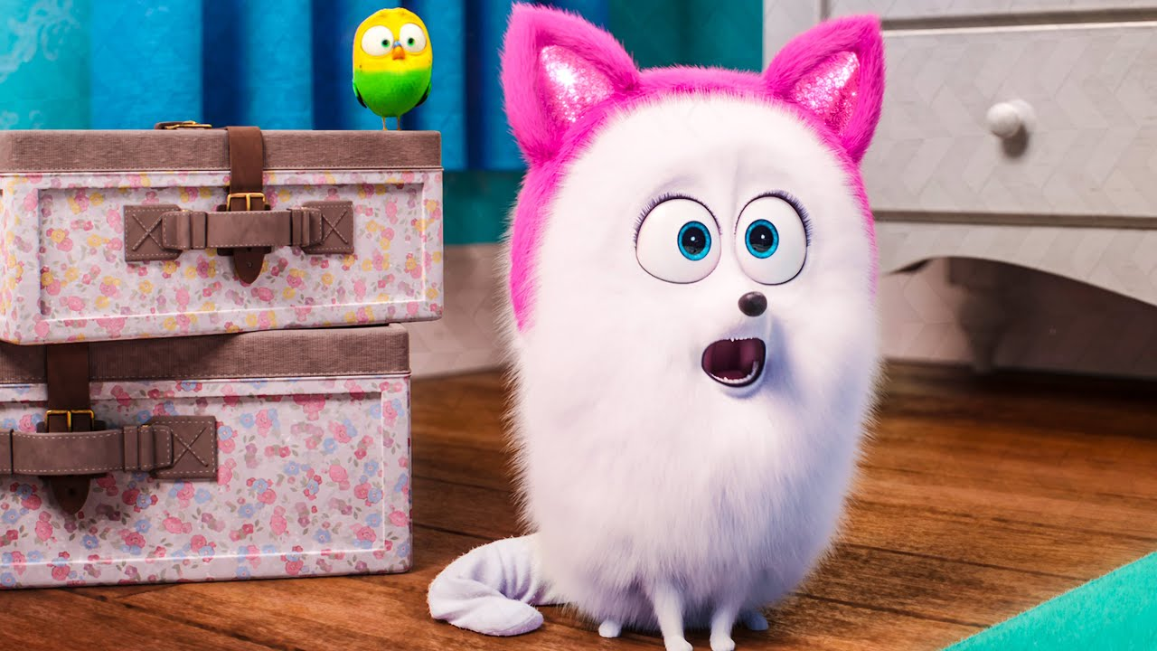 'The Secret Life of Pets 2': Not a good dog, but an okay one