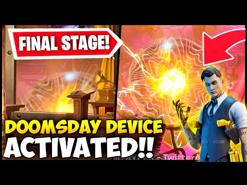 doomsday device fortnite final stage