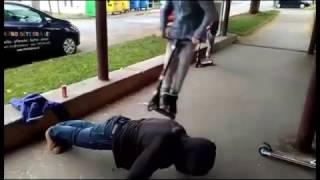 Scootering PavliS /w Viktor