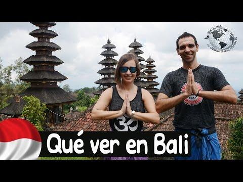 Bali La Isla De los Dioses