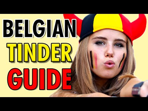 Tinder In Belgium: Everything You Need To Know