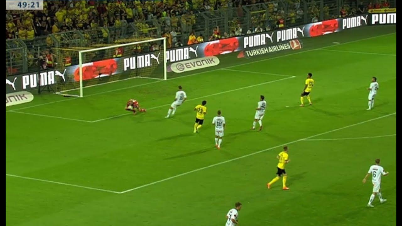 Wolfsberger Ac Gegen Dortmund