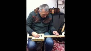 Hans Reffert plays new TENAYO CGB Slide