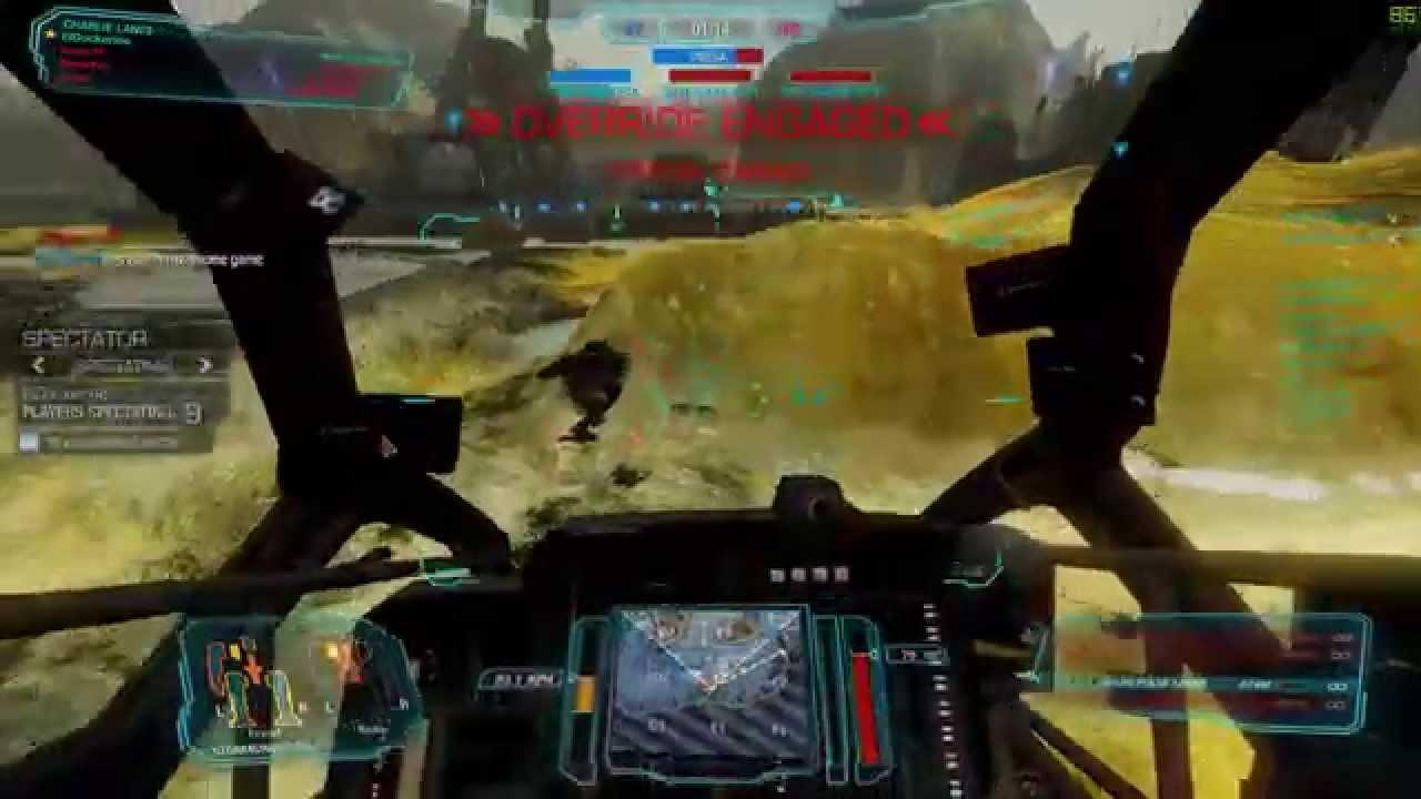 Incredibly Close Community Warfare Game (Sulfurous Rift)
