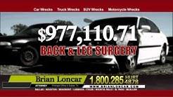 Car Wreck Attorney Brian Loncar