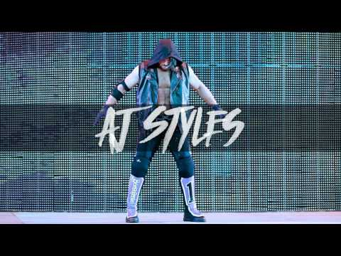 "WWE: ""Phenomenal"" ► AJ Styles Theme Song"