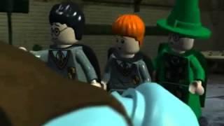 Лего мульт Гарри Поттер и философский камень