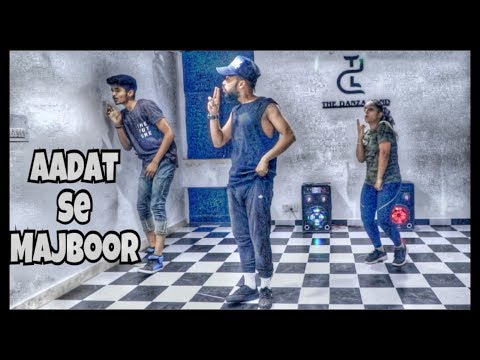 Aadat Se Majboor Song | Ladies vs Ricky Bahl | Ranveer Singh | Dance choreography