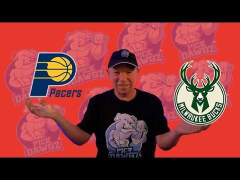 Milwaukee Bucks vs Indiana Pacers 3/22/21 Free NBA Pick and Prediction NBA Betting Tips