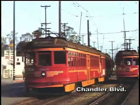 Pacific Electric and Los Angeles Railway DVD number D-148 preview