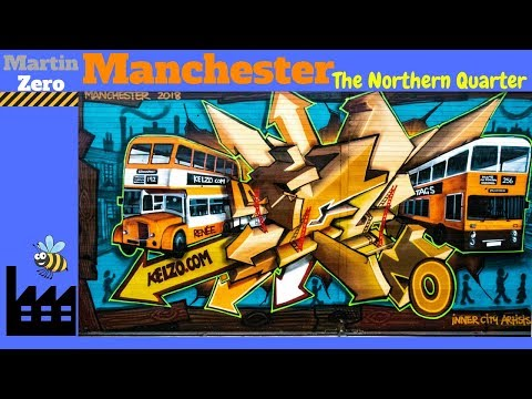 Manchester, The Northern Quarter