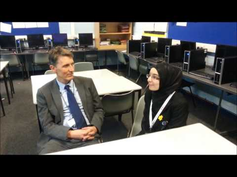 BBC School Report - George Salter Academy - 24 Hours News