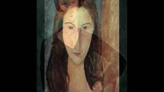 Amedeo Modigliani y Jeanne Hébuterne : un amor trágico
