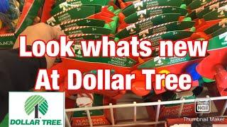 What's New at Dollar Tree Walkthrough | Holiday Decor