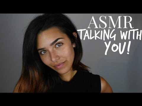ASMR 40min Talking With You!