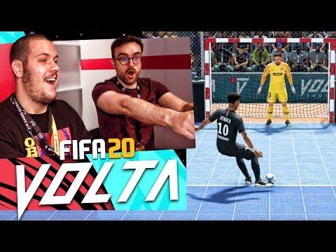 FIFA 20 VOLTA vs AJ3!!!
