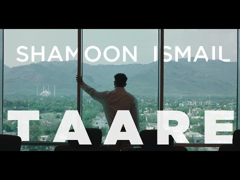 Shamoon Ismail - Taare (Official Music Video) | Latest Punjabi Song 2018