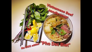 HOW TO: Cook Authentic Vietnamese Beef noodle soup!