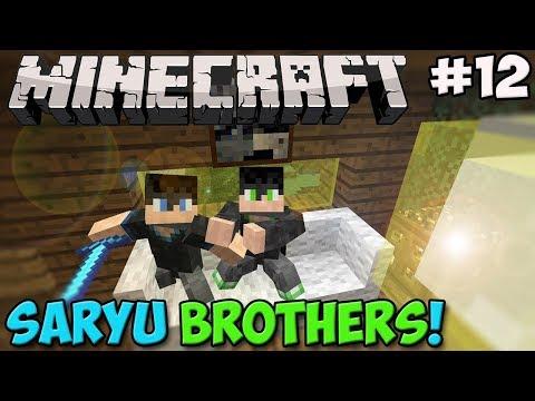 TRUE SARYU BROTHERS KEMBALI!! - MINECRAFT VIVA SMP S3 - EPSD 12