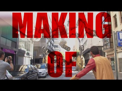 "Trailer ""Making Of"" Capa Caída"