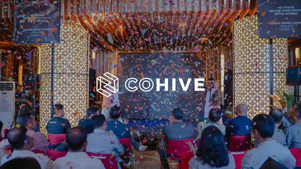 Download CoHive Officially Launches Brand through 'Transformation 4.0' Event