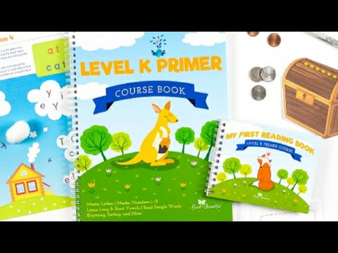 Level K Primer | The Good and the Beautiful | PLUS Supplemental Resources