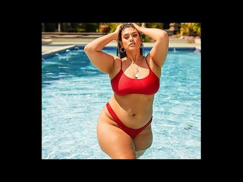Plus Size Bikini Lookbook||Bikini Collection For Plus Size||Curvy Bikini