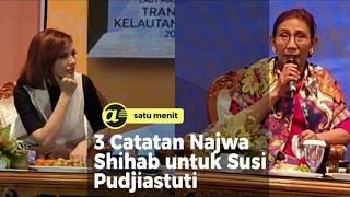 Catatan Najwa Shihab untuk Susi Pudjiastuti