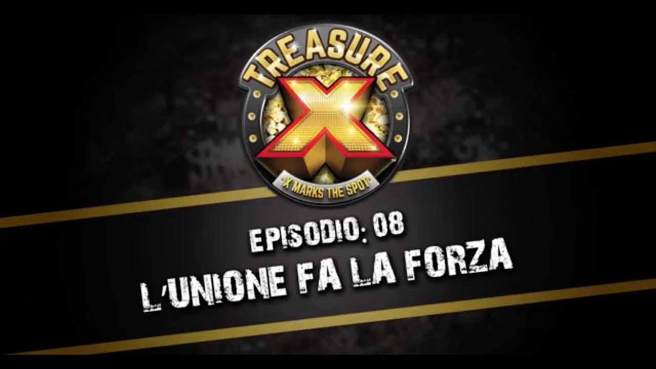 Giochi Preziosi | Treasure X - Episodio 8
