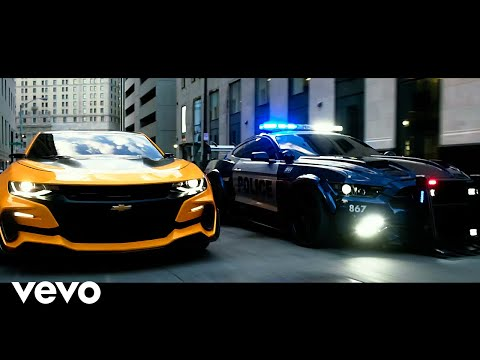 Linkin Park - What I've Done (Norda Remix)   TRANSFORMERS [Chase Scene]