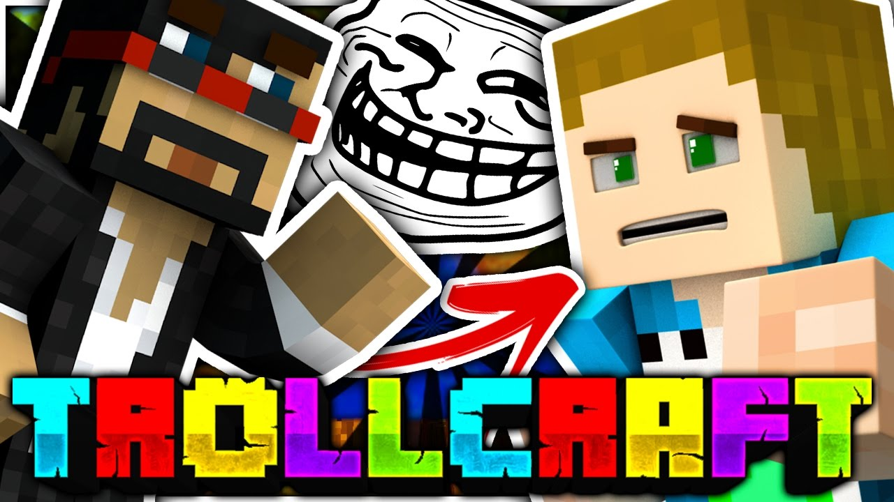Download Minecraft | IS HE SETTING ME UP?! - Troll Craft