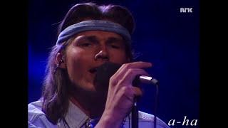 A-Ha Manhattan Skyline Live in NRK 1991.mp3