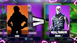 the NEW MOST EXPENSIVE Skin in Fortnite...