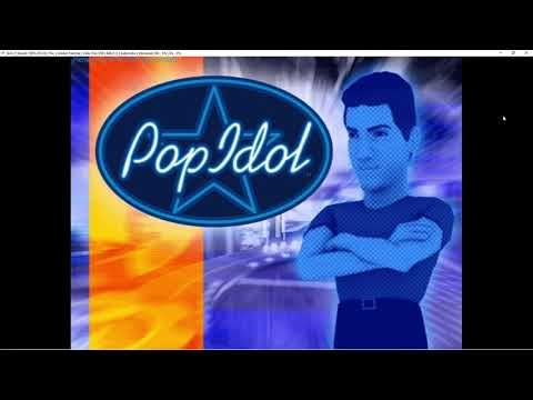 Pop Idol PS2 Game - Part 1 - Audition and Theatre Stage 1 and 2 |