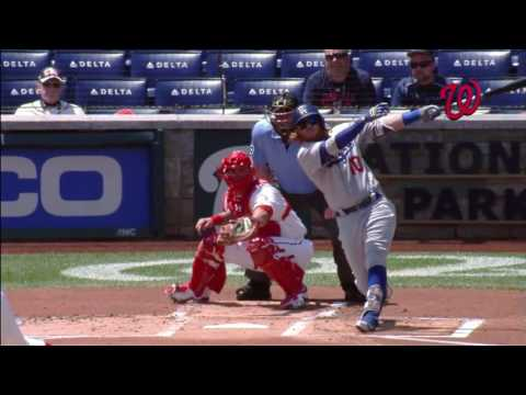 July 21, 2016-Los Angeles Dodgers vs. Washington Nationals